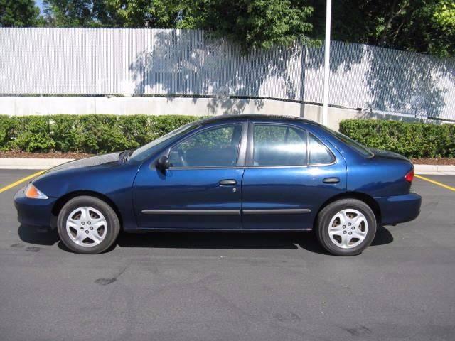 2000 Chevrolet Cavalier 4dr Sedan - Ogden UT