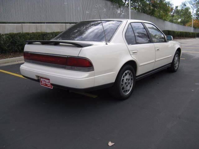 1990 Nissan Maxima GXE 4dr Sedan - Ogden UT