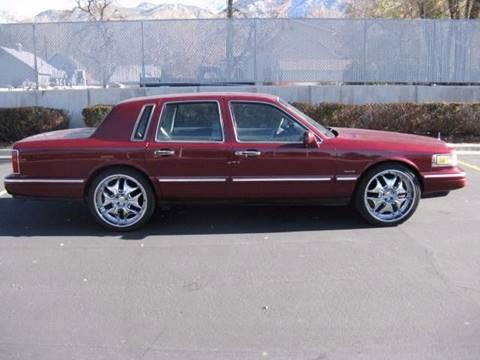 1997 Lincoln Town Car for sale in Ogden, UT