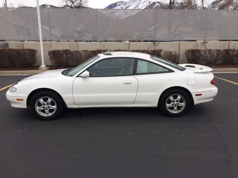 1997 Mazda MX-6 LS 2dr Coupe - Ogden UT