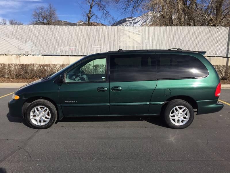1999 Dodge Grand Caravan 4dr SE Extended Mini-Van - Ogden UT