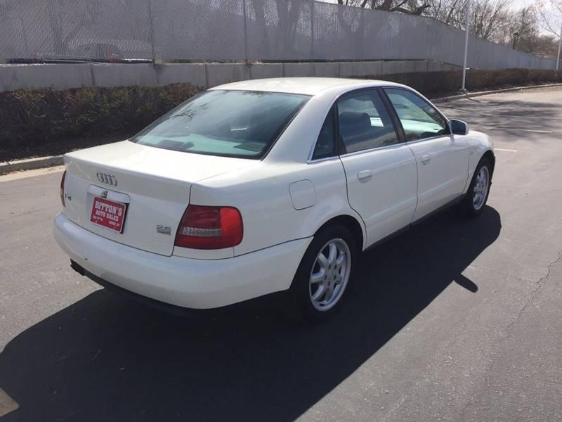1999 Audi A4 AWD 4dr 2.8 quattro Sedan - Ogden UT