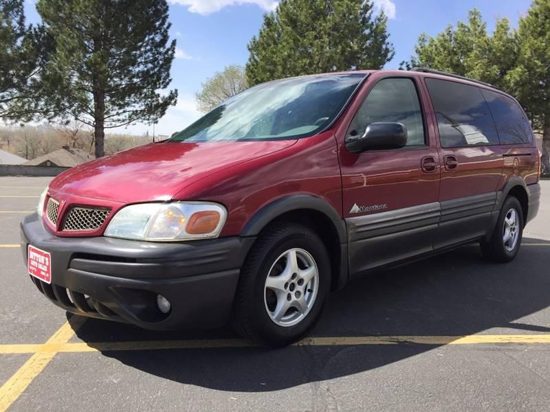2005 Pontiac Montana 4dr Extended Mini-Van - Ogden UT