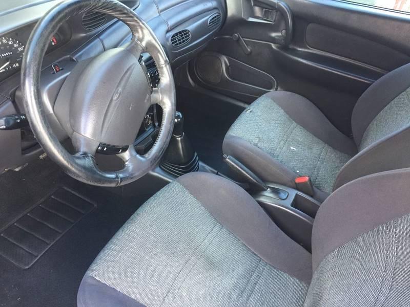 2000 Ford Escort ZX2 2dr Coupe - Ogden UT