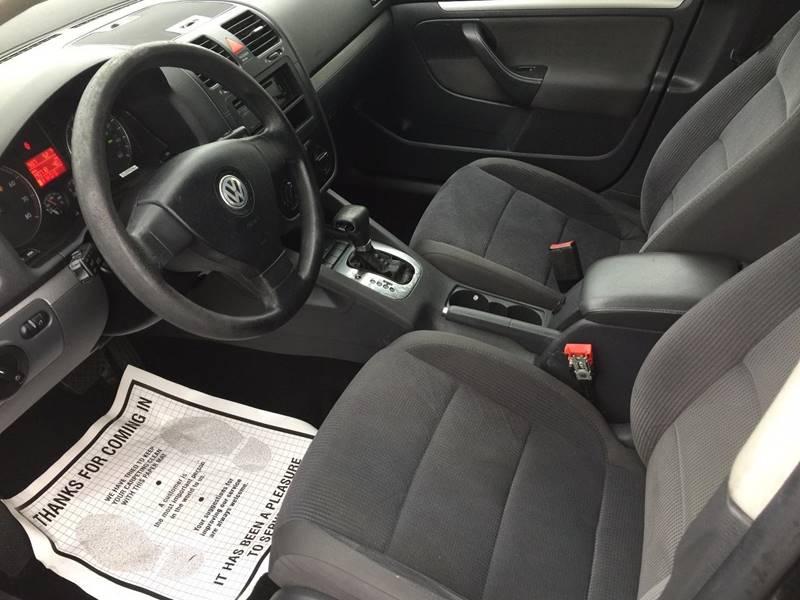 2007 Volkswagen Jetta 2.5 4dr Sedan (2.5L I5 5M) - Ogden UT