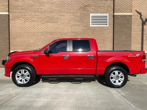 2007 Ford F-150 for sale in Lawrenceville, GA
