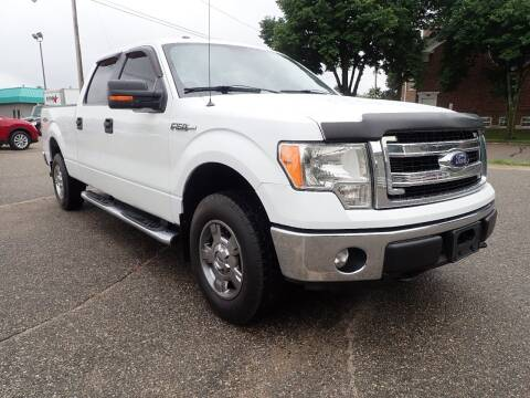 2014 Ford F-150 for sale at Marvel Automotive Inc. in Big Rapids MI