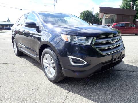 2017 Ford Edge for sale at Marvel Automotive Inc. in Big Rapids MI