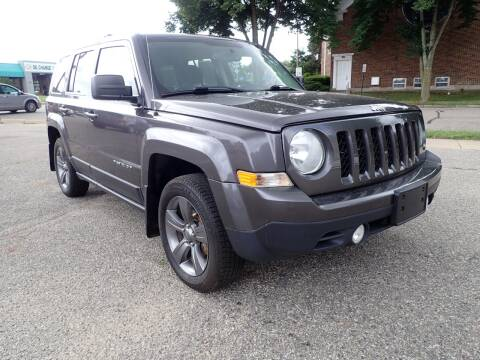 2015 Jeep Patriot for sale at Marvel Automotive Inc. in Big Rapids MI