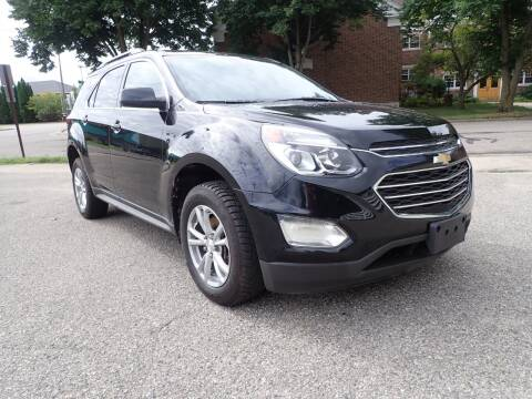 2016 Chevrolet Equinox for sale at Marvel Automotive Inc. in Big Rapids MI