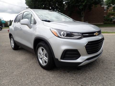 2018 Chevrolet Trax for sale at Marvel Automotive Inc. in Big Rapids MI