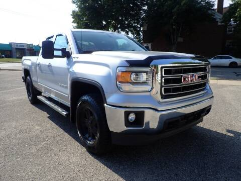 2014 GMC Sierra 1500 for sale at Marvel Automotive Inc. in Big Rapids MI
