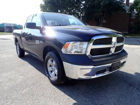2015 RAM Ram Pickup 1500 for sale at Marvel Automotive Inc. in Big Rapids MI