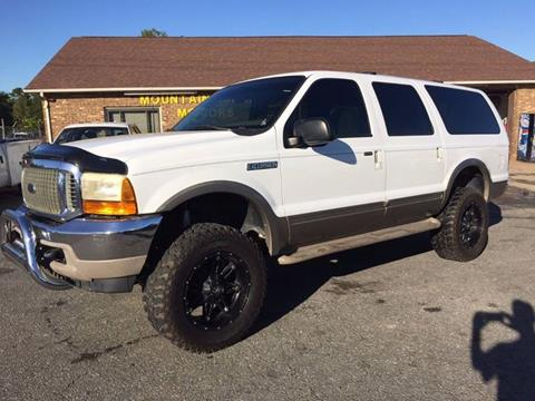 2000 Ford Excursion for sale in Charlotte, NC