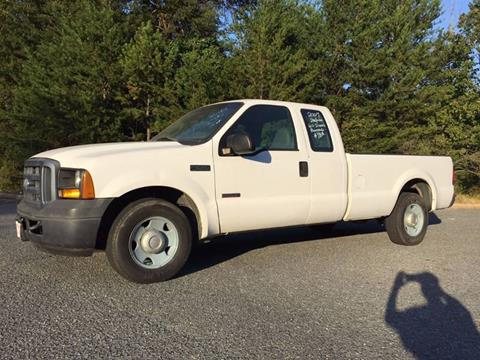 2007 Ford F-250 Super Duty for sale in Charlotte, NC