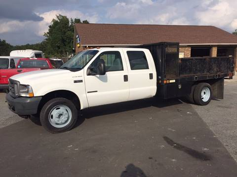 2003 Ford F-550 for sale in Charlotte, NC