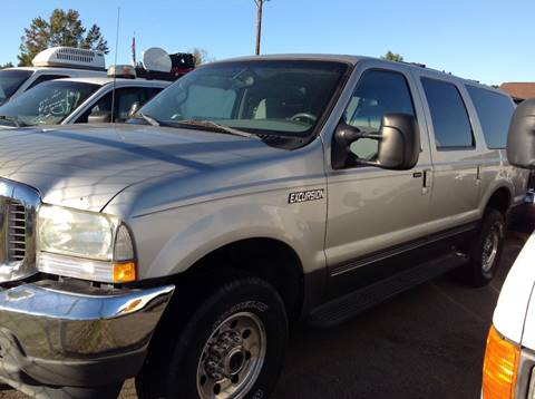 2002 Ford Excursion for sale in Charlotte, NC