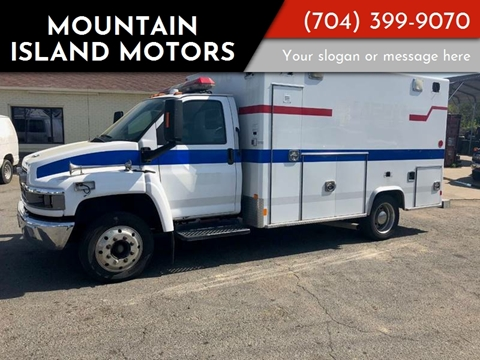 2006 Chevrolet C4500 for sale in Charlotte, NC