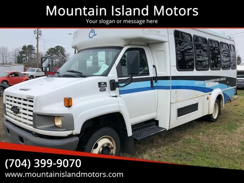 2008 Chevrolet C4500 for sale in Charlotte, NC