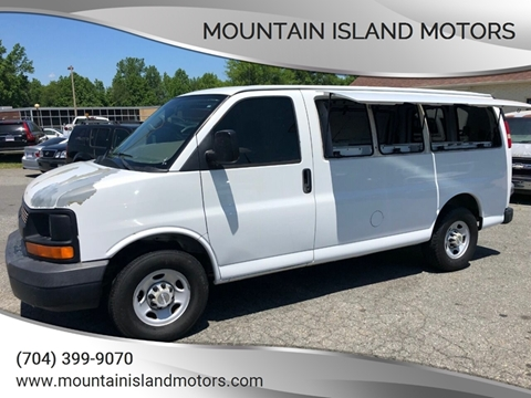 2009 Chevrolet Express Cargo for sale in Charlotte, NC