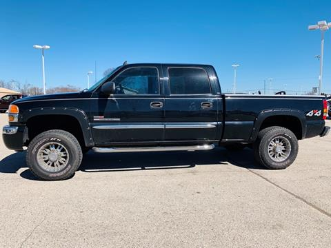 2006 GMC Sierra 2500HD for sale in Fond Du Lac, WI