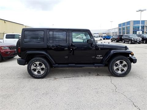 2018 Jeep Wrangler Unlimited for sale in Fond Du Lac, WI