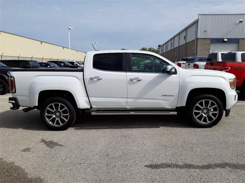 2017 GMC Canyon for sale in Fond Du Lac, WI
