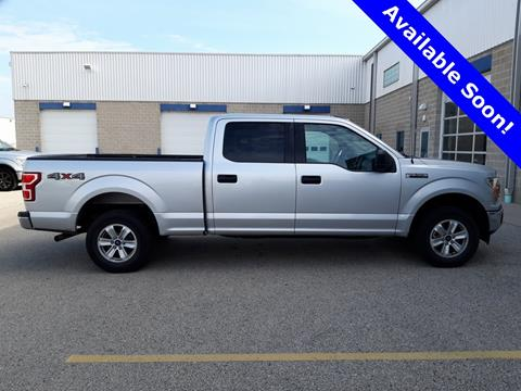 2018 Ford F-150 for sale in Fond Du Lac, WI