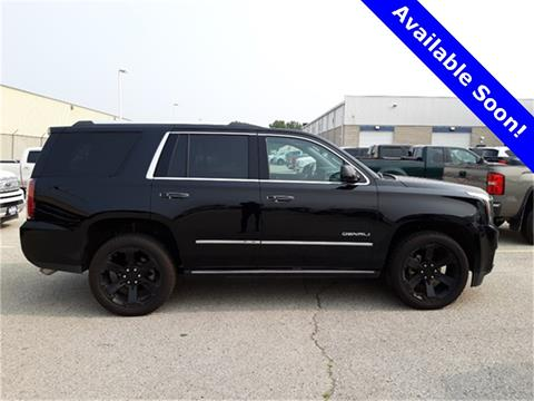 2019 GMC Yukon for sale in Fond Du Lac, WI