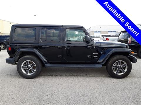 2019 Jeep Wrangler Unlimited for sale in Fond Du Lac, WI