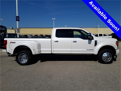 2018 Ford F-450 Super Duty for sale in Fond Du Lac, WI