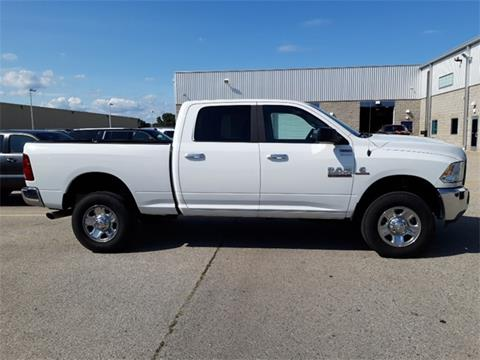 Trucks For Sale In Wi >> 2018 Ram Ram Pickup 2500 For Sale In Fond Du Lac Wi