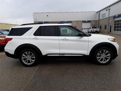 2020 Ford Explorer for sale in Fond Du Lac, WI