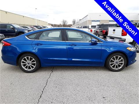 2017 Ford Fusion for sale in Fond Du Lac, WI