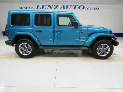 2020 Jeep Wrangler Unlimited for sale in Fond Du Lac, WI