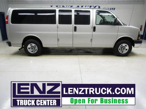 2007 GMC Savana Passenger for sale at LENZ TRUCK CENTER in Fond Du Lac WI