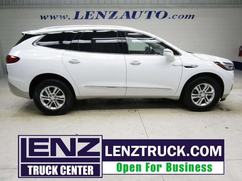 2020 Buick Enclave for sale at LENZ TRUCK CENTER in Fond Du Lac WI