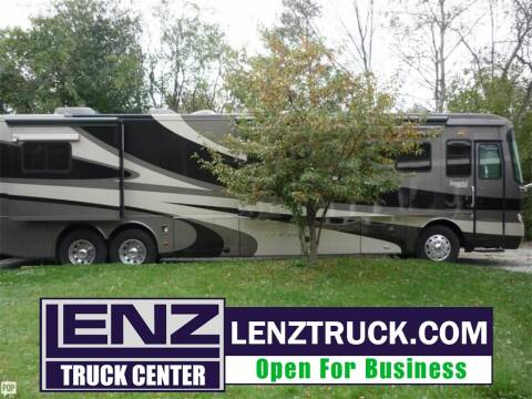 2005 Holiday Rambler Rambler for sale at LENZ TRUCK CENTER in Fond Du Lac WI