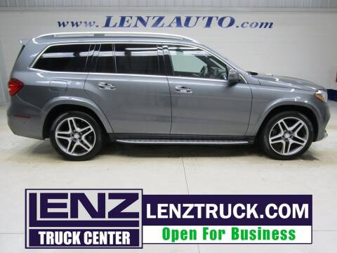 2017 Mercedes-Benz GLS for sale at LENZ TRUCK CENTER in Fond Du Lac WI