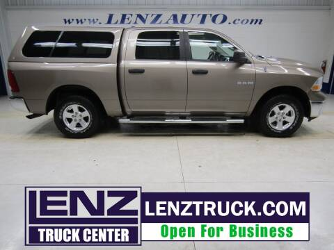 2009 Dodge Ram Pickup 1500 for sale at LENZ TRUCK CENTER in Fond Du Lac WI