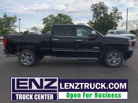 2019 Chevrolet Silverado 2500HD for sale at LENZ TRUCK CENTER in Fond Du Lac WI