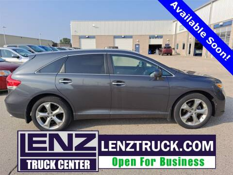 2011 Toyota Venza for sale at LENZ TRUCK CENTER in Fond Du Lac WI