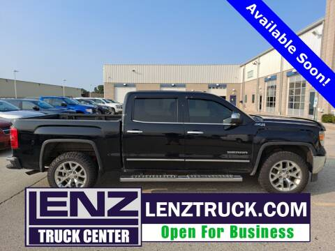 2015 GMC Sierra 1500 for sale at LENZ TRUCK CENTER in Fond Du Lac WI