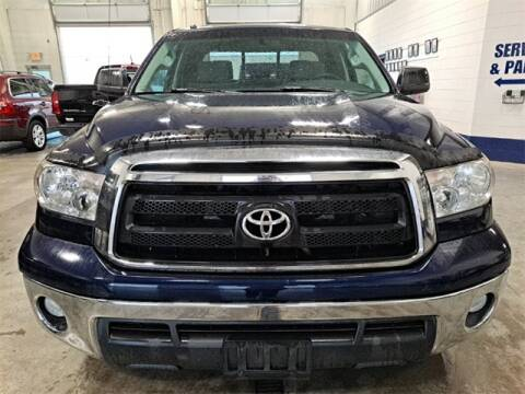 2010 Toyota Tundra for sale at LENZ TRUCK CENTER in Fond Du Lac WI
