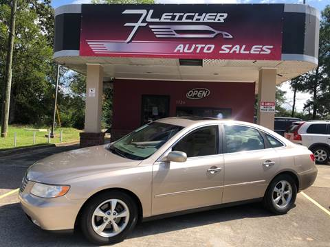2007 Hyundai Azera for sale in Augusta, GA