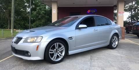 2009 Pontiac G8 for sale in Augusta, GA