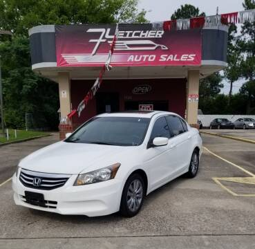 2011 Honda Accord for sale at Fletcher Auto Sales in Augusta GA