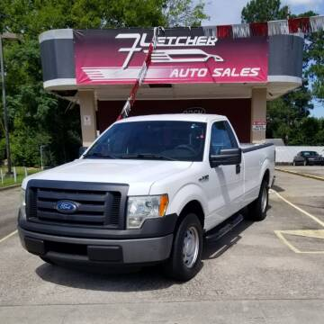 2011 Ford F-150 for sale at Fletcher Auto Sales in Augusta GA