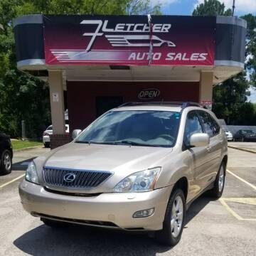 2004 Lexus RX 330 for sale at Fletcher Auto Sales in Augusta GA