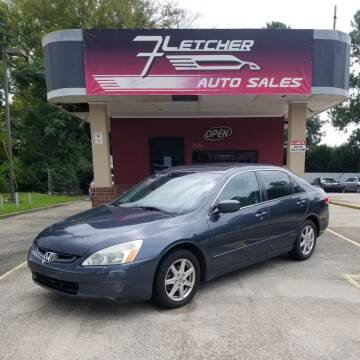 2003 Honda Accord for sale at Fletcher Auto Sales in Augusta GA